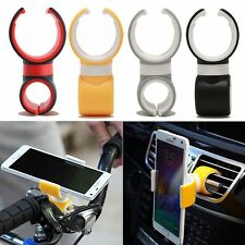 Universal Phone Mount holder Car Mount Pole Mount Bike Mount for Cell iPhone GPS