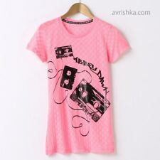 ABBEY DAWN BY AVRIL LAVIGNE CASSETTE T-SHIRT ALL SIZES
