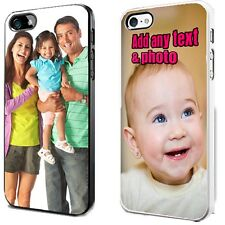 PERSONALISED PHOTO PHONE CASE ADD ANY NAME love family christmas gift mobile