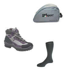 Walkers Package GriSport Cairo Walking Boots Boot Bag Xtreme Comfy Mohair Socks