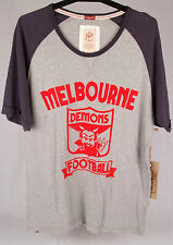 First 18 Official AFL Melbourne Demons Mens Tee Size M