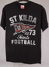 Official AFL St Kilda Saints Mens Tee Size S