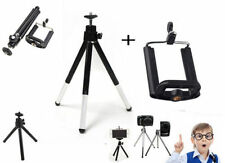 Universa Mini Mount Tripod Stand Phone Clip For iPhone Sony Nikon Canon Webcams