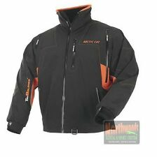 Arctic Cat Men's Boondocker Non Insulated Snowmobile Jacket - Orange 5240-55*