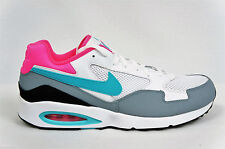 Nike Air Max ST Running Shoes Mens 10 11 12 White Grey Dusty Cactus 652976 101