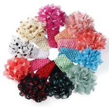 Baby Girls Hairband Boys Baby Headbands Flower Hair Accessories Infant Hair Band