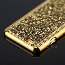 Luxury Bling Diamond Crystal Electroplate Case Cover For Apple iPhone 6 6 PLUS