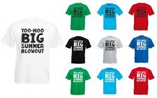 Yoo-Hoo Big Summer Blowout, Mens Printed T-Shirt