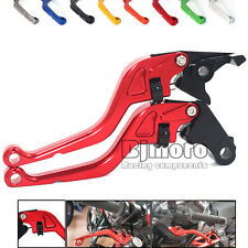 Short CNC Motorcycle Brake Clutch Levers Set for Buell Ulysses XB12XT XB12 XB9