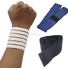1x Elastic Breathable Wristband Wrist Sport Support Brace Wrist Protector T57