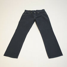 GENUINE MENS LEVIS 511 SKINNY FIT JEANS - BLUEY GREY - SILVER STICH
