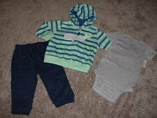Carters Outfit Set Clothes Baby Boy NWT Size Newborn 3 6 9 12 18 24 months Whale