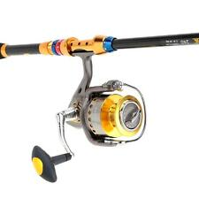 Spinning Reel Smooth Drag Fishing Reel 1000-5500 Series Fishing Reel 6+1BB JQ5H