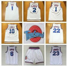 LOONEY TOONES Basketball Jersey Space Jam Jersey Tune Squad NEW Best And Jerseys