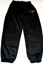 "NIKE TEAM FLEECE WARM UP TRACKSUIT BOTTOMS SIZE MEDIUM 38-40"" BRAND NEW RRP £40"
