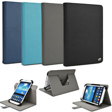 """Universal Tablet Cover Case with 360 Rotating Stand for 8"""" Device"""