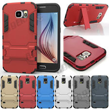Thin Armor Shockproof Hybrid Rubber Hard Rugged Case For Samsung Galaxy S / Note