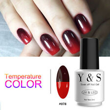 YS 8 ml Color Mood Temperature Changing Manicure Art Varnish UV Gel Nail  Polish