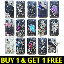 FOR SAMSUNG GALAXY ACE S5830 LUXURY BLING DIAMANTE CASE CRYSTAL DIAMOND COVER