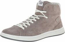 Diesel SPRAWL Mens Casual Fashion Athletic Taupe Leather/Suede Shoe Sneakers