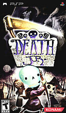 Death Jr. (Sony PSP, 2005) - European Version