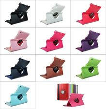TR152 Rotating Magnetic PU Leather Case Smart Cover Stand for Apple iPad 2 3 4