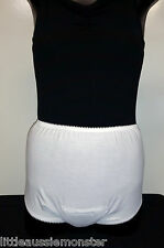 Incontinence Ladies Underwear Full Brief Washable Reusable discrete built in pad