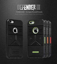 UK Nillkin Defender 3 III Shockproof Hybrid Armor Hard Case for iPhone 6 6s Plus