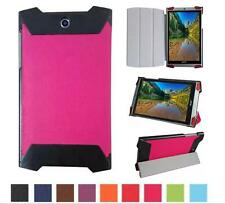 "PU Leather Folding Stand Folio Flip Case Cover Pouch F ACER Predator 8 8"" GT-810"