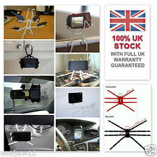 Flexible Spider Grip Car Mount Holder Stand iPhone iPad Mobile Tablet HTC Camera