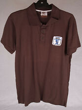 Official AFL Geelong Cats Mens Polo Size Small