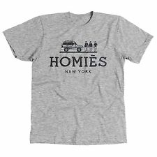 HOMIES New York Celebrity Funny Dope SWAG TGOD YMCMB ASAP T-shirt