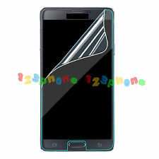 WHOLESALE LOT 3/5/10/50/100 CLEAR SCREEN PROTECTOR FOR SAMSUNG NOTE 4 N9100