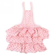 Nice Cotton Puppy Vest Cloth Pet Dog Cat Polka Dot Skirt Apparel Summer Dress