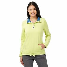 Maine New England Womens Lime Spotted Sweater From Debenhams