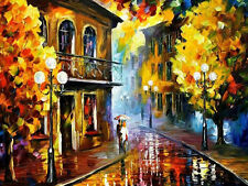 modern art Beautiful Painting Wall Art palette knife Oil Painting on Canvas