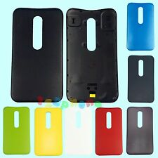 REAR BACK DOOR HOUSING BATTERY COVER CASE FOR MOTOROLA MOTO G3 G 3 3rd GEN