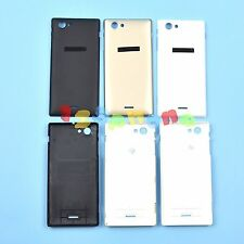 REAR BACK DOOR HOUSING BATTERY COVER CASE FOR SONY XPERIA J ST26i #H-565