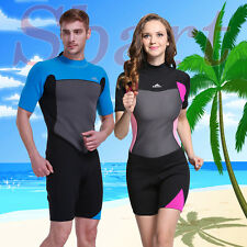 2mm Diving Suit Swimming Suits Swimming Surfing Jumpsuit Short Sleeve Wetsuit