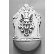 Rue St.Germaine Wall Fountain- Indoor or Garden- by Orlandi- 13 Finishes Avail.