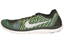 Nike Free 4.0 Flyknit Mens Run Running Shoes Sneakers 717075-302