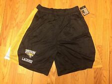 New Mens Lax World Towson Mesh Lacrosse Shorts