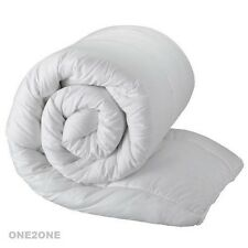 HOLLOWFIBRE DUVET QUILT. SIZE- SINGLE, DOUBLE AND KING.