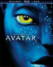 Avatar (Blu-ray/DVD, 2010, 2-Disc Set) - C0124
