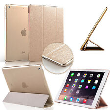 Slim Magnetic Leather Smart Stand Cover Case For Apple iPad Air 2 3 ipad mini 4