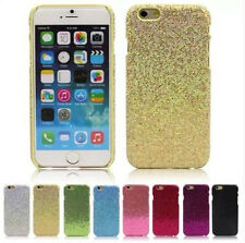 Sparkle Glitter Diamond Bling Hard Case Cover For Apple iPhone Samsung Phones