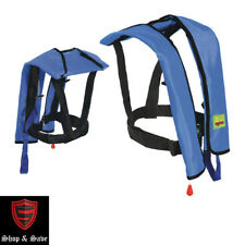 Premium Quality Auto/Manual Inflatable Life Jacket Floating Life Vest PFD Basic