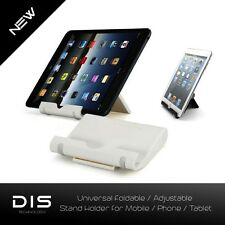 Foldable Desk Stand Holder Desktop For Nexus Galaxy iPhone 6 iPad Air Tablet