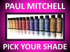 PAUL MITCHELL DEMI-PERMANENT 2 OZ HAIR COLOR PM SHINES ALL SHADES LEVEL 9 PICK