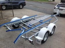 Seatrail 5.6M Tandem Skid Boat Trailer (Brand New) Suits Quintrex,Stacer,Stessco